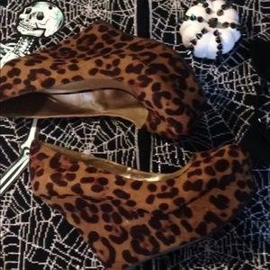 *trend alert* Steve Madden Girl leopard wedges